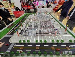 瀚林新城攤位出售!唯一大型菜市場總計8萬一個攤位!月收租2千