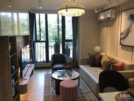 江南万达旁毛坯7字头LOFT公寓可做两层 靠近地铁 南北通透