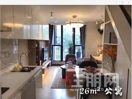江南核心2号线地铁口7字头唯一毛坯LOFT公寓 月供1000多
