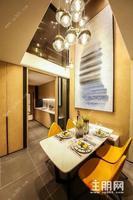 南宁大桥办公区域产权公寓出售,买一层得两层,地铁口物业