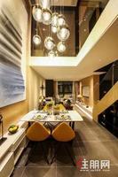 五象总部基地核心位置的产权公寓出售,买一层享两层空间