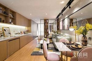 青秀区47平现房公寓,总价37万,单价7字头,可自住 可办公