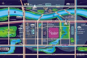 盛邦珑悦预计2021年9月30日至年底各楼栋交房