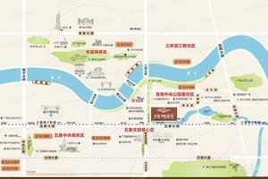龙光玖珑湾+万达茂+江景房+五象大道毛坯美宅