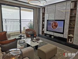 江南青川大桥旁 中南春风南岸 新品三房出售 单价9字头首付8万起