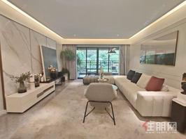 凤岭南经纪开发区27W首付+江与城+四居室+精装+花园+阳台