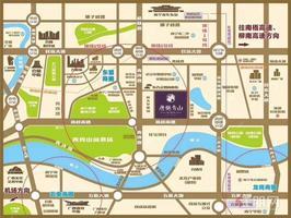 青秀凤岭南+(唐樾青山)东盟商圈豪华洋房+一号线真实价格读三中