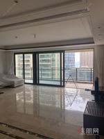 逸夫小学学区 稀有大平层 绿地中央广场 10米大阳台  豪华精装750万