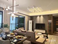 超大客厅,9600买湖景房(印象愉景湾)精装4房,首付25万,地铁旁