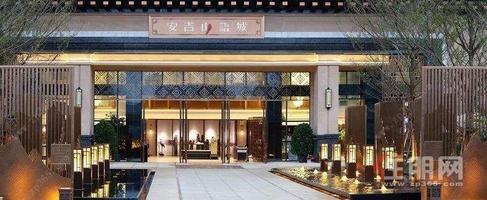 地铁 高端别墅 商墅 洋房 中国铁建·安吉山语城