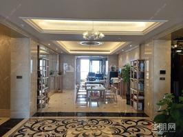 白沙大道 頂级豪宅 凯旋1号 4室3厅 314平米 法式风格