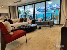 亚洲豪宅(凯旋一号上水湾)270°一线江景房 南北通透大阳台