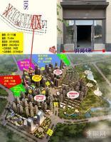 興寧區中海社區現鋪+近學校旺鋪+開間4米+新城吾悅廣場對面