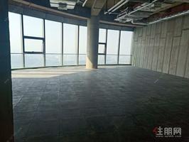 总部基地 ***高楼写字楼直售59楼 面积300平均价1万 双地铁口物业