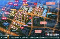 江南核心区域,星光大道,白沙大道+沃尔玛+地铁口
