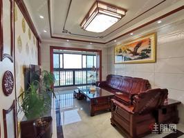 嘉和城北郡高楼层精装4房,全屋定制木质家具,产权88平,带赠送面积123平,无欠款无抵押,随时可看房