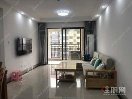 嘉和城精装4房,房本93平,东边套高楼层,超大厨房,超大阳台,只要90万