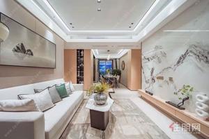 龙岗龙浦桥,首付3万起,89平3房总价68万,一线江景,送小车