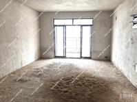 实验小学旁 东城经典 读实验小学143平方4房 毛坯楼间距宽