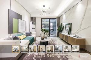读南宁贵族学校龙岗中海哈罗学府预计2021年年底小区住宅整体交房在售户型3房/四房均价12000/平