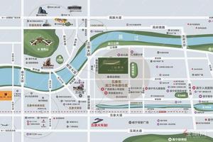 深石汉华柏翠湾均价为:12000元/平方米