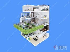 兴宁东,2.0低密度住宅区,130平建筑面积,使用325平8房的别墅,只卖278万,准现房