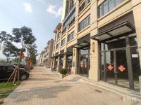 丽景湾沿街铺,均价9500,层高5.05米,有油烟管道,业态