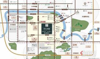 江南万达旁,2号线地铁口,龙光玖誉城,可公积金