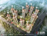龙岗五象火车站旁首付5.7万(龙光玖誉湖) 渠道特惠折扣 地铁沿线一步直通全城