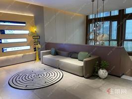 广西大学旁小户型+公寓+地铁号线+LOFT买一层的两层+首付8万