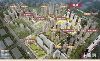 龙光玖誉城 江南万达旁,复式公寓LOFT/ 租金低月供 /渠道特惠8字头