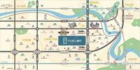 首付9.9萬入住江南萬達商圈(萬豐嶺上建安)百益上河城旁,2號線地鐵