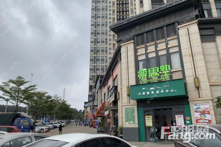 龙湖天街大型购物中心旁  4个学校环绕 现铺 户型方正 门头大