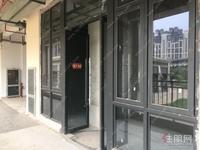 丽景湾临街外铺 小学大门对面 可做培训机构 开发商特惠房源