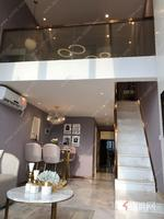五象新区(万达茂天樾)江景楼中楼公寓 ,近地铁口,低首付,带租约,坐等收租!