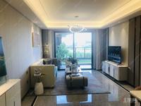 单价1万出头 彰泰江景湾豪华装修,四房二厅,超大拓展面积