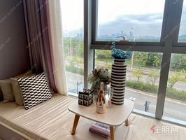 万达茂商圈(龙光玖珑臺),单价5000准现房,稀缺江景LOFT,现买现住