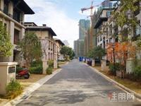五象东,万达茂商圈,江边别墅,南北朝向,前后花园,丽景湾
