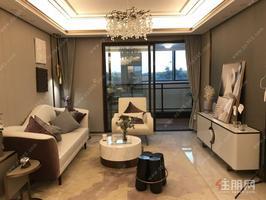 居家花园小区, 兴进珺府 85万 3室2厅2卫 精装修,业主急卖此房