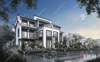 兴宁东+北投荷院70年产权别墅+总价210万起+5层带私家花
