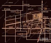 綠地中央廣場標準寫字樓均價15000元/平方米