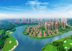 嘉和城预计2021年10月左右依云湾1/2#交房