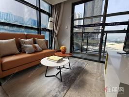 出售 万科大厦 48平公寓 买一层得两层 三四号线地鉄 单价1.2万起