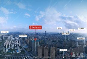 鳳嶺北富人區 雙名校加持 自帶大型商業體 5居室大戶型
