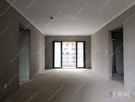【新】嘉和城,毛坯4房,产权127㎡,使用面积155㎡,售100万,可0首付、低首付。