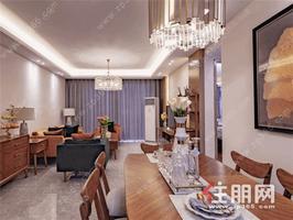 兴宁区(大都公馆)3房2厅 小区门口地铁 度假旅游区