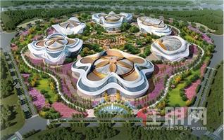 2.8萬畝頂級文旅大城,單價4080㎡起!