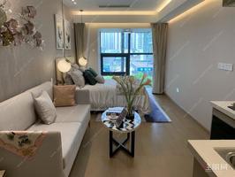 五象新區 萬達茂公寓  天譽城 LOFT 5.09米一線江景