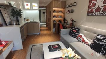 6字頭 江南地鐵口公寓  首付9萬  月供2千 買一層得兩層