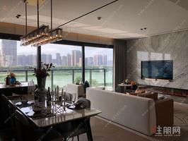 江南区  地铁口  一线江景大平层220总价300万  户型方正  学区 万达商圈